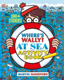 Image for Where's Wally? At Sea : Activity Book