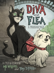 Image for Diva and Flea  : a Parisian tale