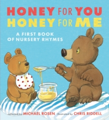 Image for Honey for you honey for me  : a first book of nursery rhymes