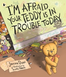 Image for I'm afraid your teddy is in trouble today