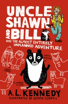 Image for Uncle Shawn and Bill and the almost entirely unplanned adventure