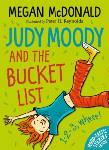 Image for Judy Moody and the bucket list