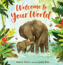 Image for Welcome to your world