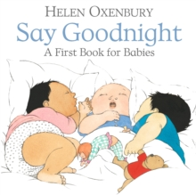 Image for Say goodnight  : a first book for babies