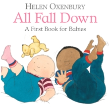 Image for All fall down  : a first book for babies