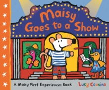 Image for Maisy goes to a show