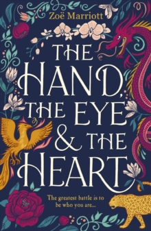 The hand, the eye & the heart - Marriott, Zoe