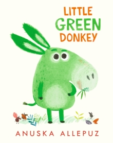Little green donkey - Allepuz, Anuska