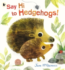 Image for Say hi to hedgehogs!