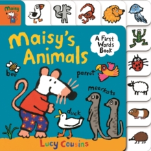 Image for Maisy's animals  : a first words book