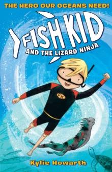 Image for Fish Kid and the lizard ninja