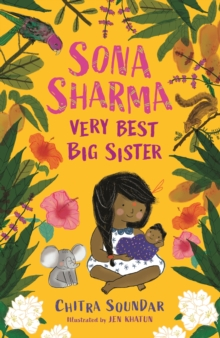 Sona Sharma, very best big sister - Soundar, Chitra