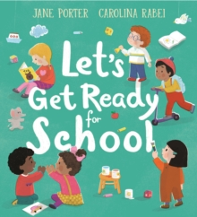 Image for Let's get ready for school