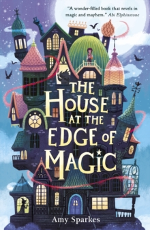 Image for The house at the edge of magic