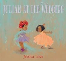 Julian at the wedding - Love, Jessica