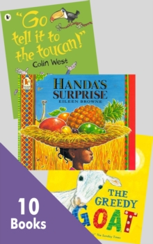 Wild About Animals Collection - 10 Books -