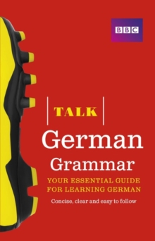 Image for Talk German grammar