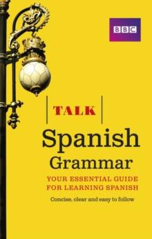 Image for Talk Spanish grammar