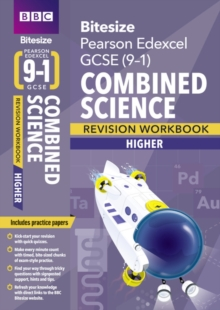 BBC Bitesize Edexcel GCSE (9-1) Combined Science Higher Workbook -