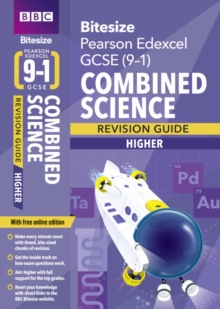 Combined scienceHigher,: Revision guide -
