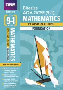 MathsFoundation,: Revision guide -