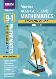 Image for AQA GCSE (9-1) mathsHigher,: Revision guide