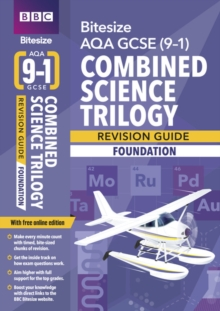 Combined science trilogyFoundation,: Revision guide -