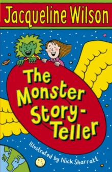 Image for The monster story-teller