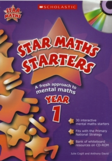 Image for Star maths starters  : a fresh approach to mental mathsYear 1