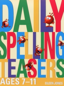 Image for Daily spelling teasers ages 7-11