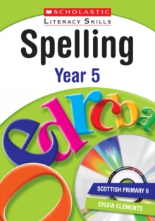 Image for SpellingYear 5