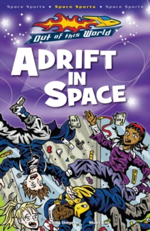 Image for Adrift in space