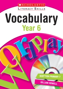 Image for Vocabulary: Year 6
