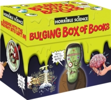 Image for Bulging box of books
