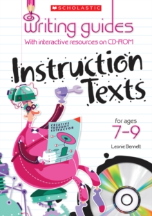 Image for Instructions texts  : for ages 7-9