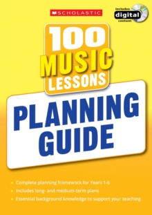 Image for 100 music lessons  : planning guide