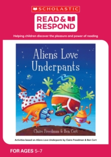Image for Activities based on Aliens love underpants by Claire Freedman