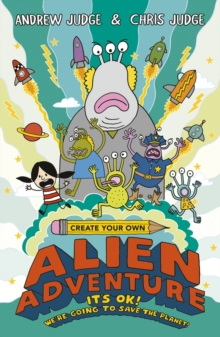 Image for Create Your Own Alien Adventure