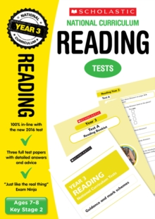Image for National Curriculum reading: Tests