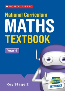 Image for Maths Textbook (Year 4)
