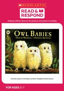 Image for Activities based on Owl babies by Martin Waddell