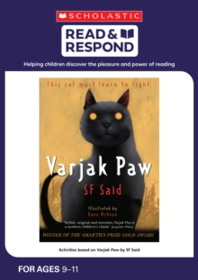 Image for Activities based on Varjak Paw by SF Said