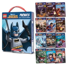 Image for LEGO DC Super Heroes: Phonics Box Set