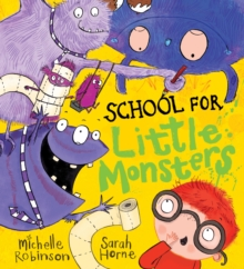 Image for School for little monsters