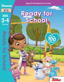 Image for Doc McStuffinsAges 3-4,: Ready for school