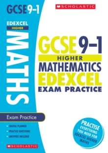 Image for MathsHigher,: Exam practice book for Edexcel