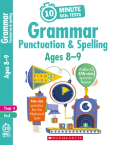 Image for Grammar, punctuation and spellingYear 2