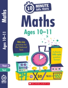 Image for MathsAges 10-11, year 6, KS2