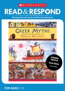 Image for Activities based on Greek myths by Marcia Williams