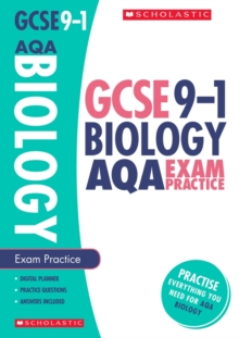 Image for Biology: Exam practice book for AQA